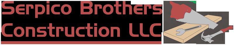 Serpico Brothers Construction Logo